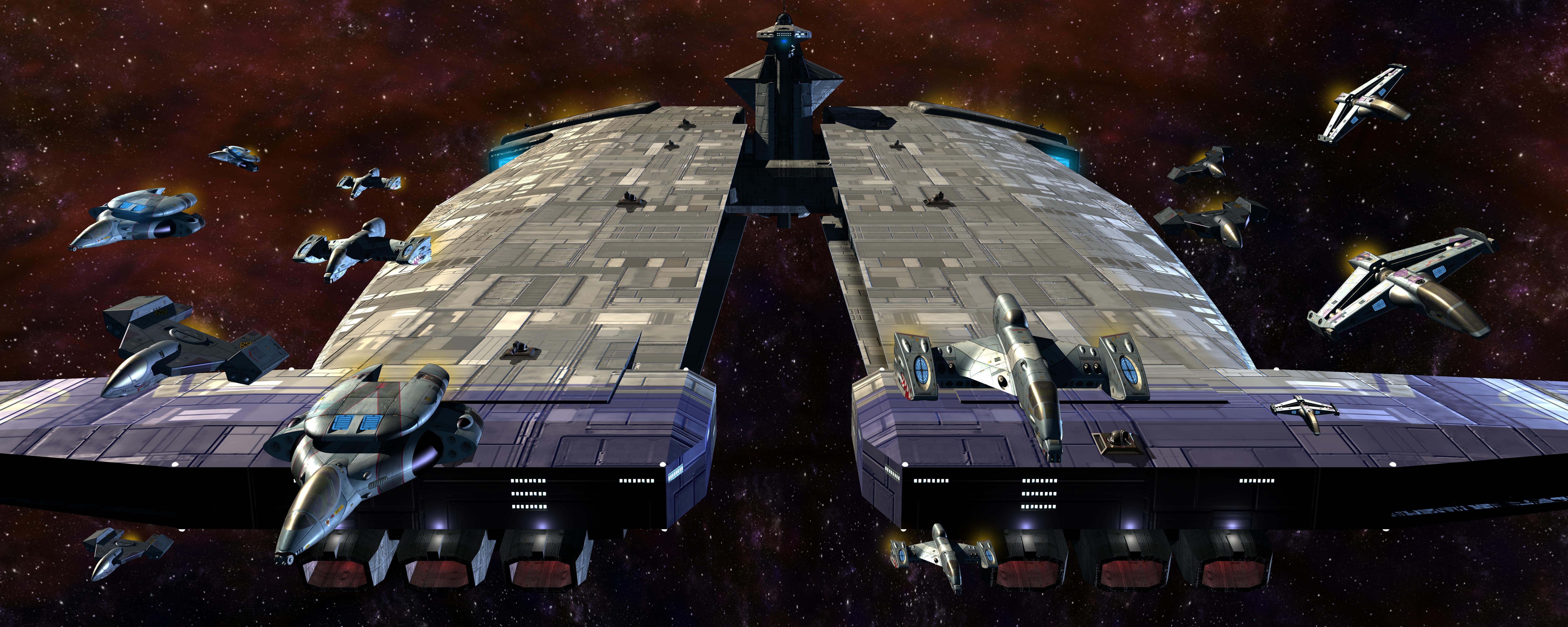 Ea studio adds wing commander decor wing commander cic for Wing commander