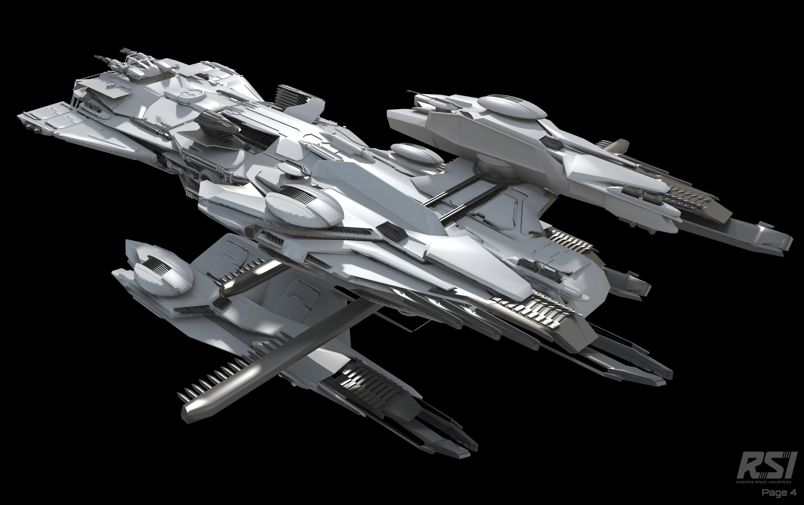 Breaking Ign Posts Images Of The Constellation Wing
