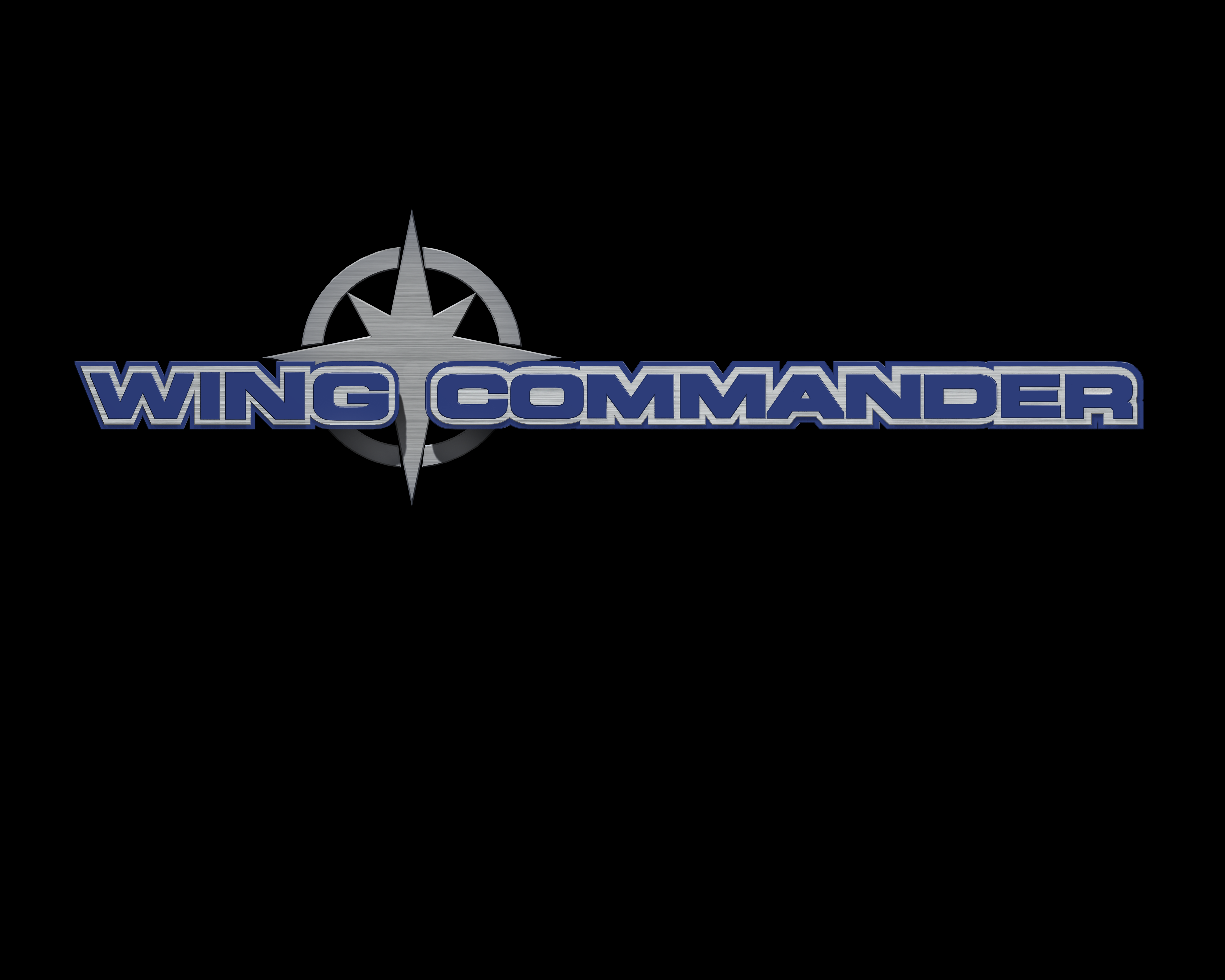 Making the games wing commander prophecy logos for Wing commander