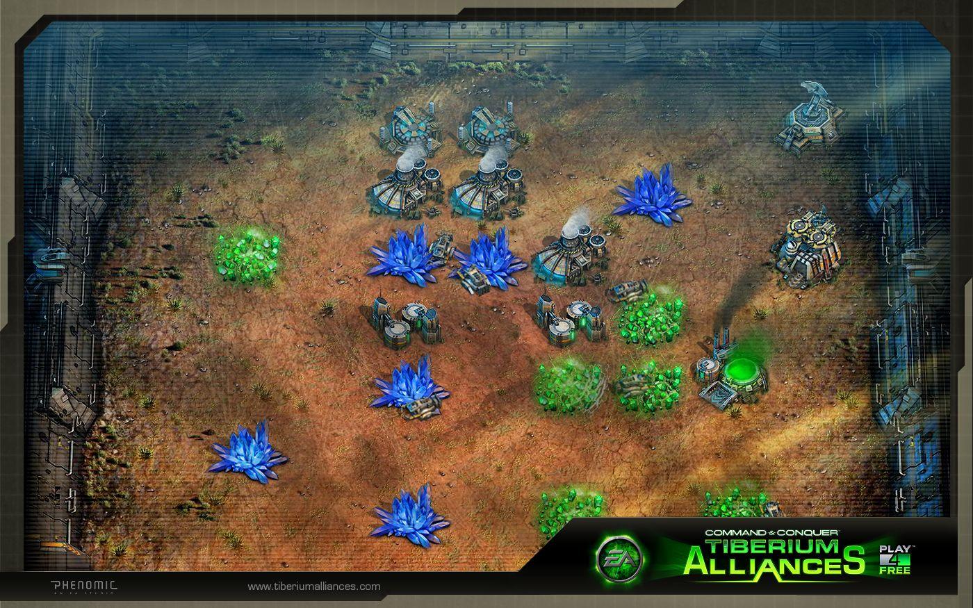 command and conquer tiberium alliances download