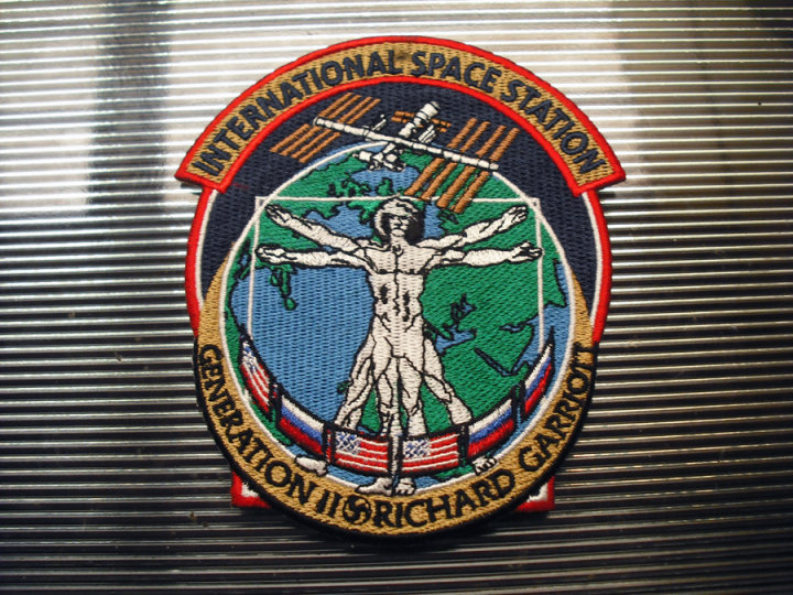cool space mission patch - photo #40