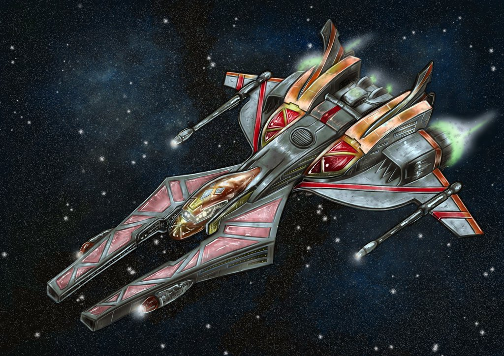 How to build a ralari in five steps wing commander news for Wing commander