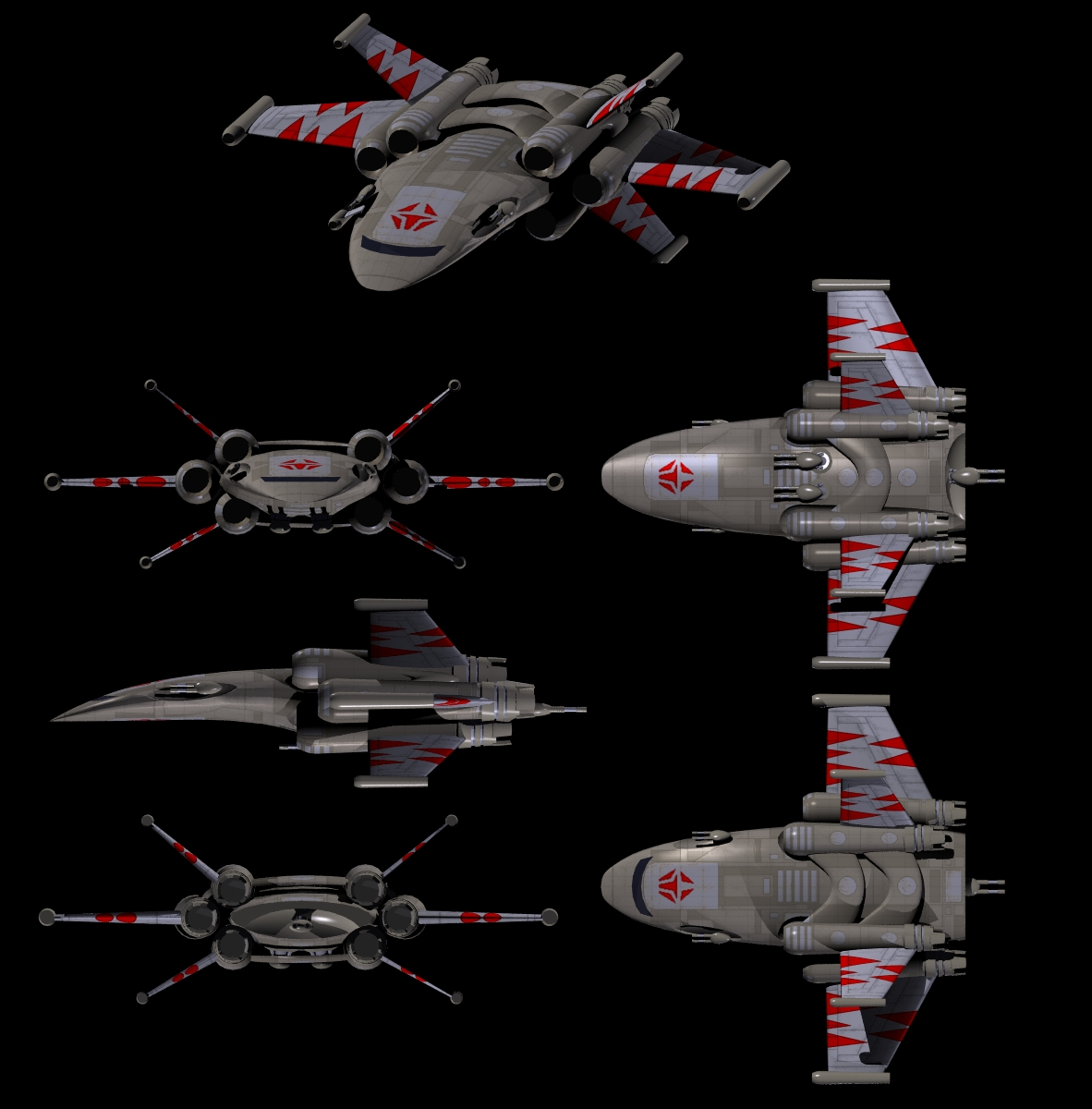 Privateer day 3d no glasses needed wing commander cic for Wing commander