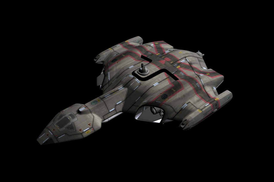 Shrike three you 39 re out wing commander cic for Wing commander prophecy