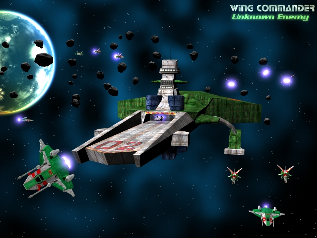 Unknown enemy upgrades still in work wing commander cic for Wing commander