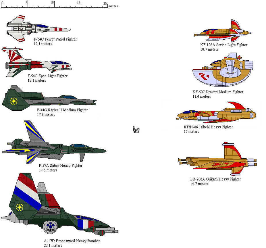 Art display spans kilrathi saga years wing commander cic for Wing commander
