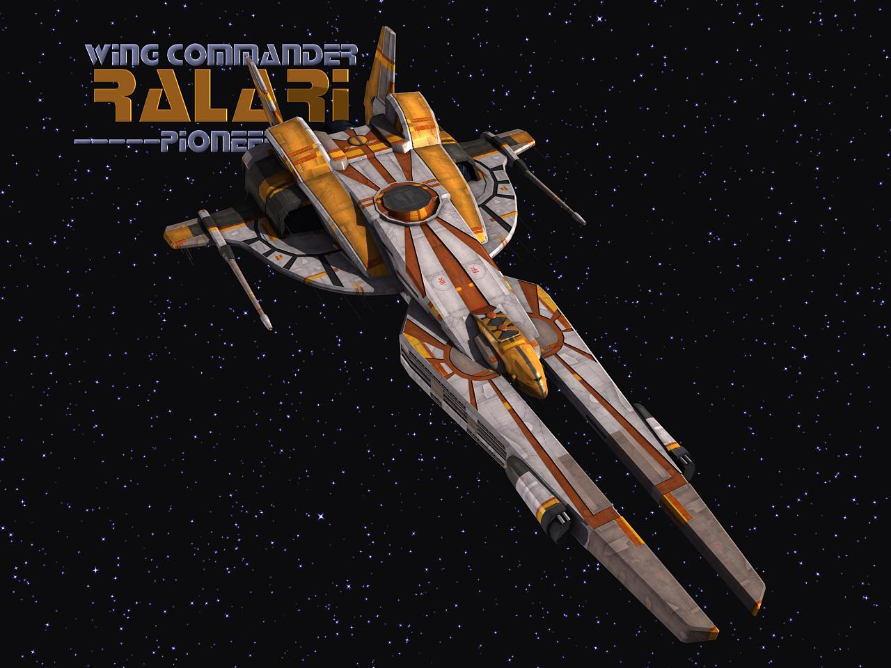 Fan project section overhauled wing commander cic for Wing commander