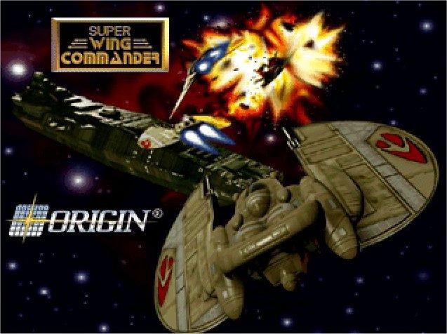 Super wing commander. In 3do! Wing commander cic.