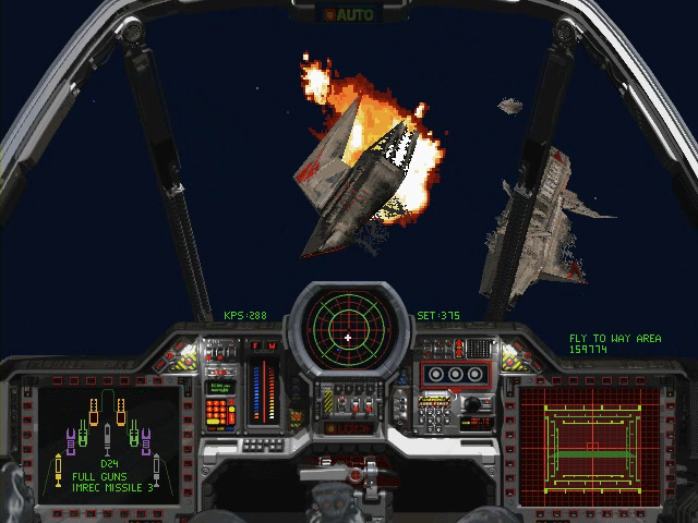 Wing Commander Iii Heart Of The Tiger Series Background Wing