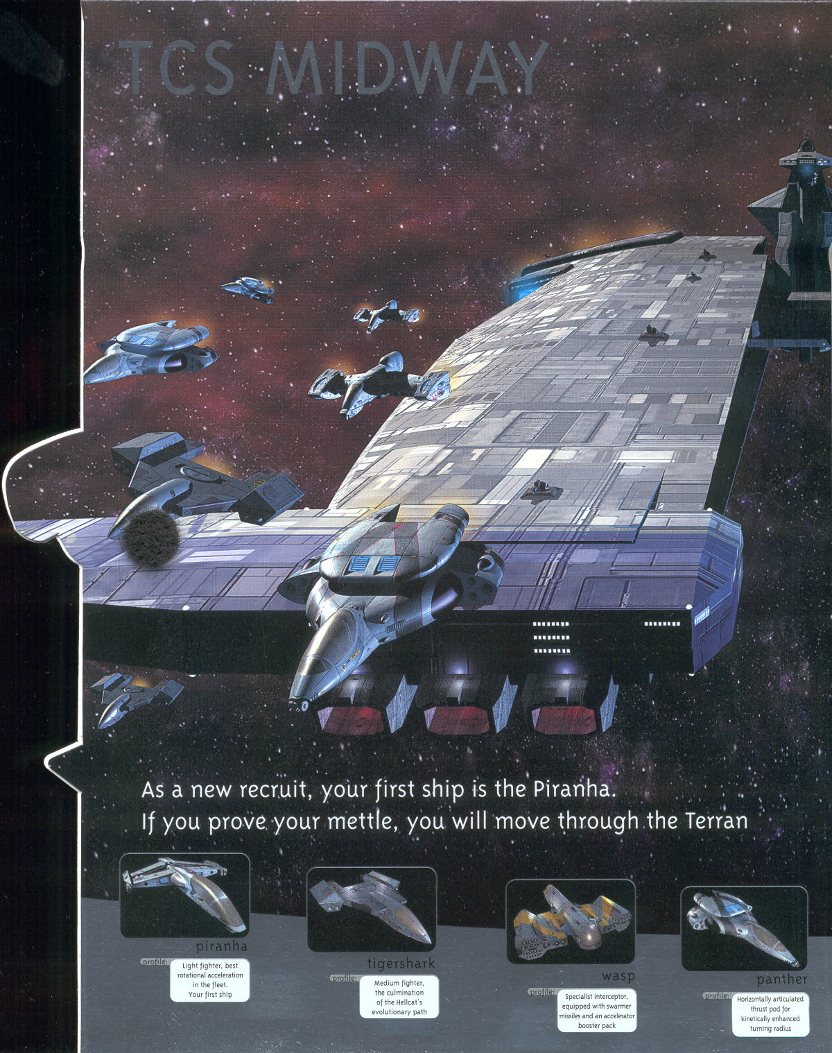 Wing Commander Prophecy Series Background Wing Commander Cic