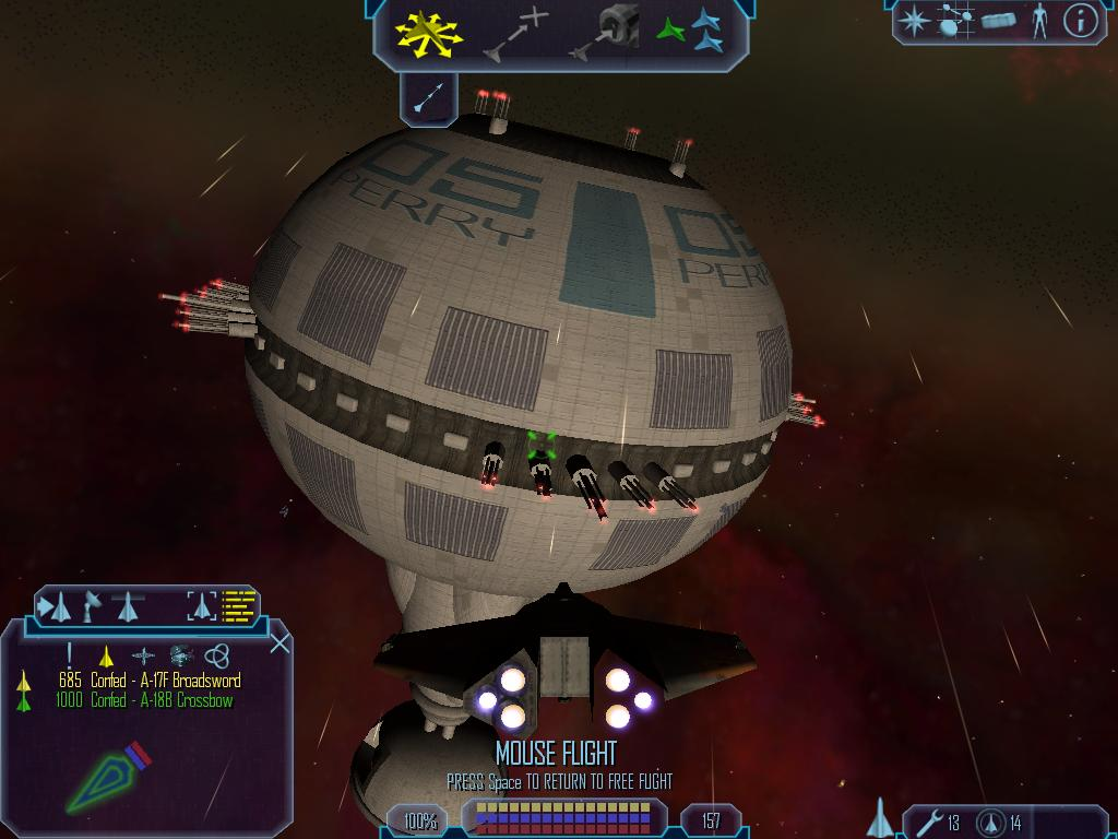 Privateer The Reckoning 4 0 Beta Released Wing Commander Cic