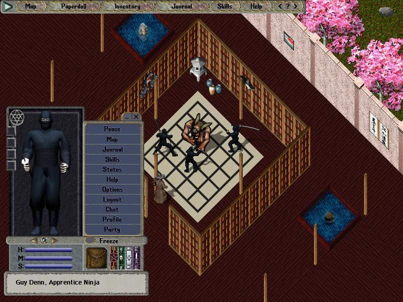 Dirty Money' Erased From Ultima Online (July 7, 2006) | Wing
