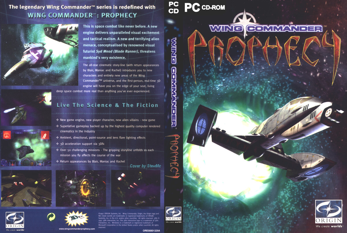wing commander 5 prophecy pc