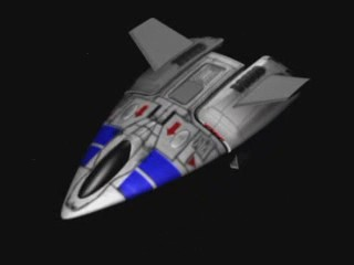 Arrow V class Light Fighter