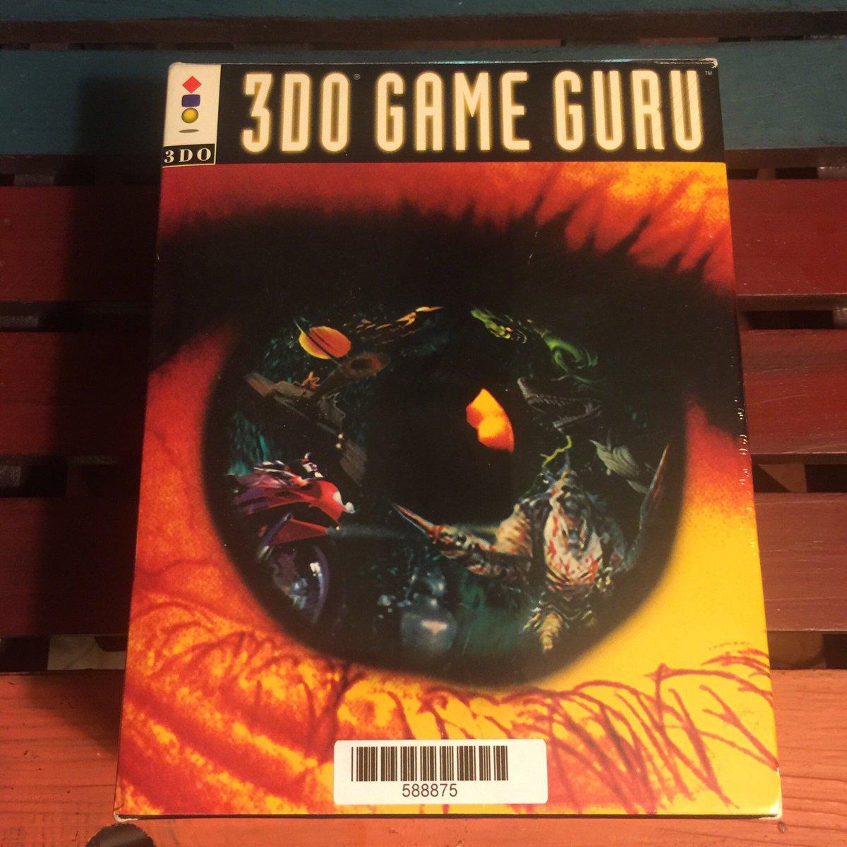 3DO Game Guru Highlights Super WC's Debug Menu (June 29