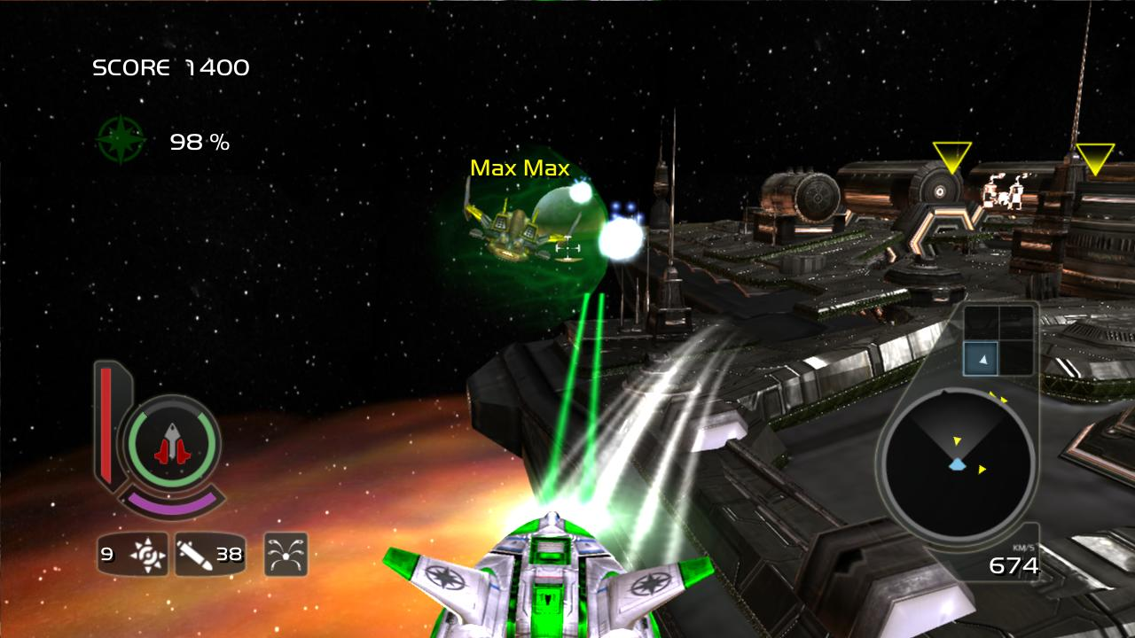 Buy Xbox Wing Commander Arena From The Web Wing Commander Cic