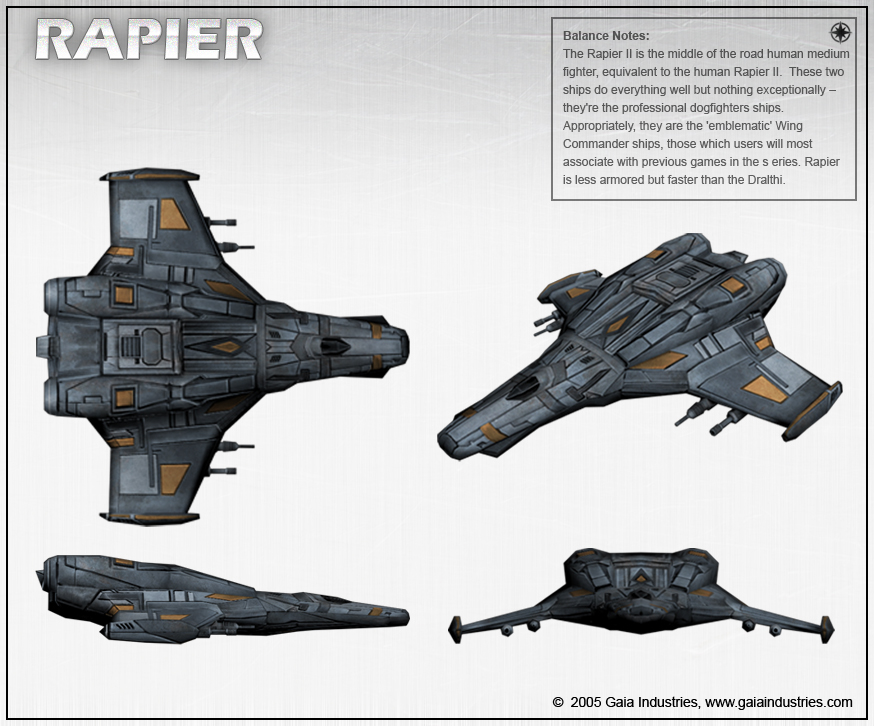 The Art Of Wing Commander Arena Part Twenty Three Wing