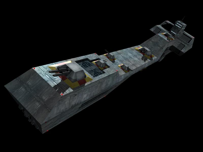 wing commander iv ship renders   wing commander cic