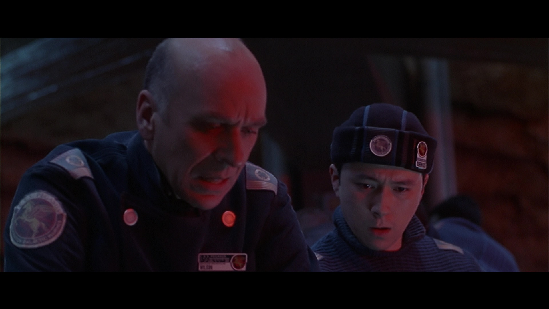 Ranks in the wing commander movie october 5 2017 wing for Wing commander