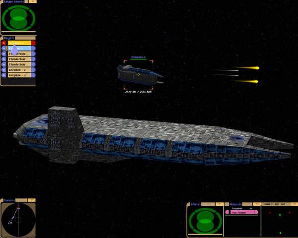Bridge Commander Project Adds More WC Ships - Wing Commander CIC