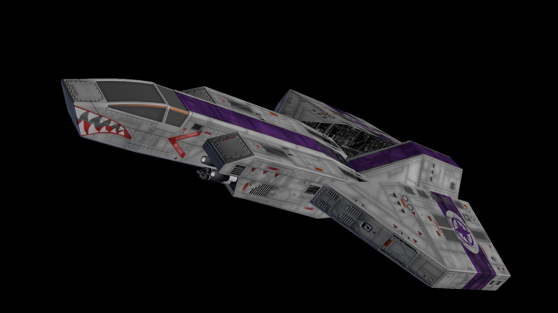 Wc3 Heavies Get Sharper Skins Wing Commander Cic