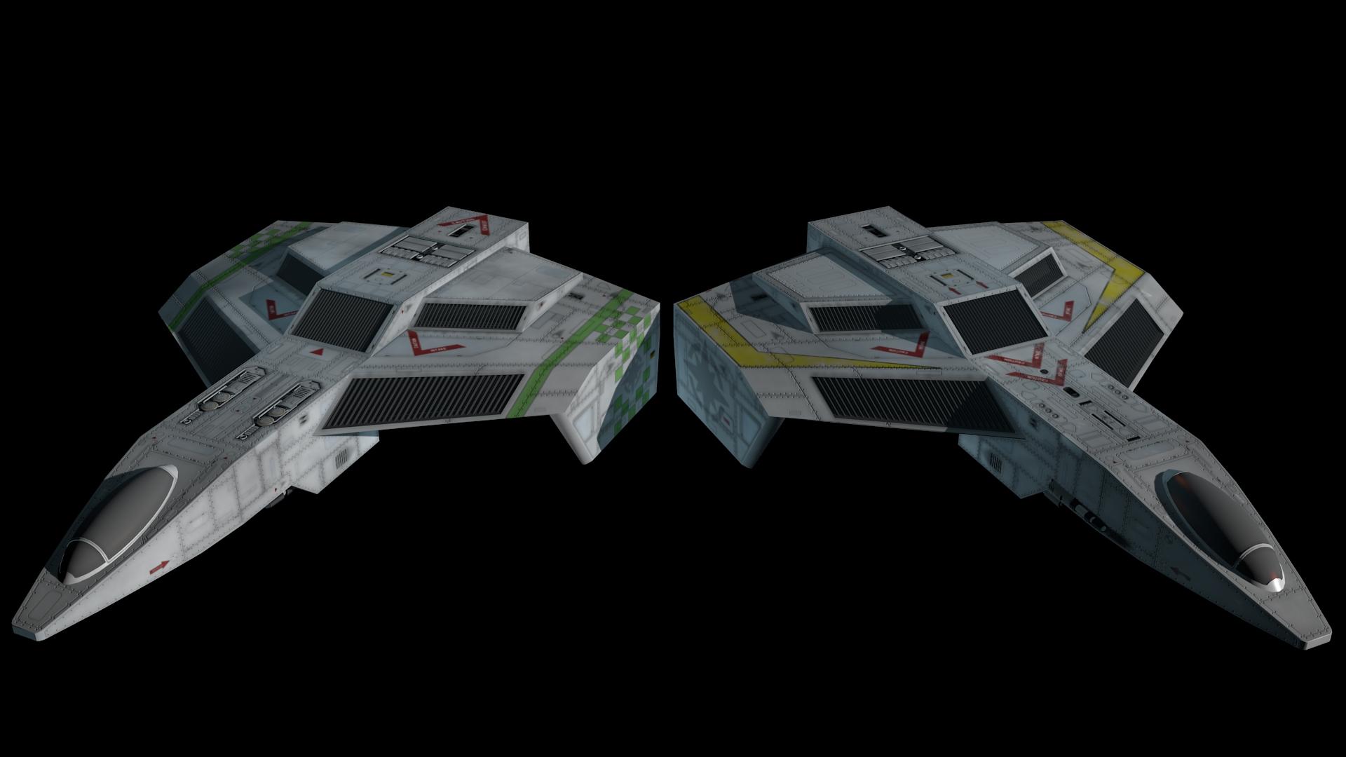 Defiance Industries Meets Douglas Aerospace Wing Commander Cic