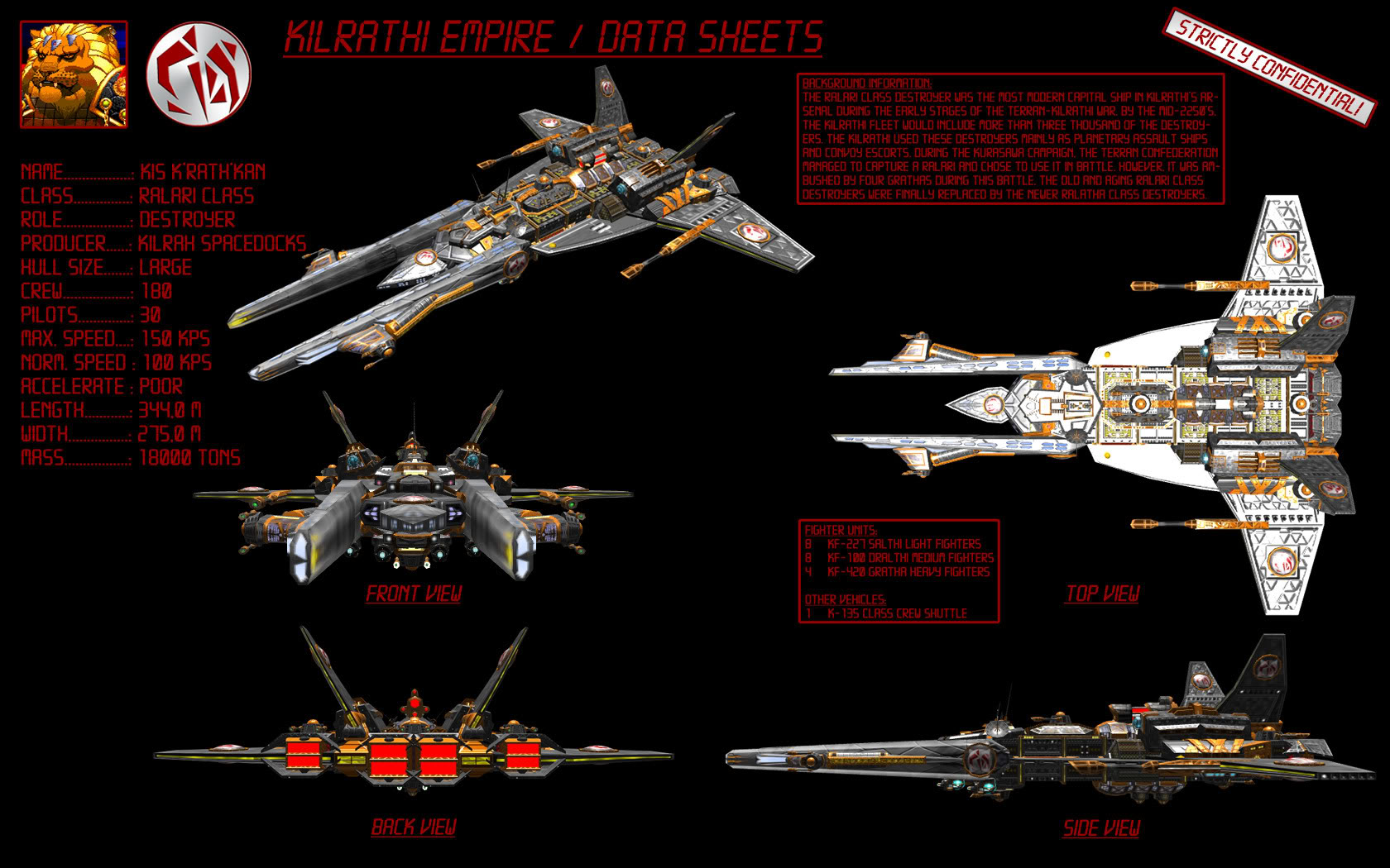 Huge armada assembled for galactic civilizations 2 wing for Wing commander
