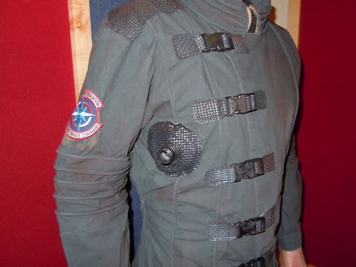Famous Flight Suit Now For Sale - Wing Commander CIC 46a6e6d3cb3