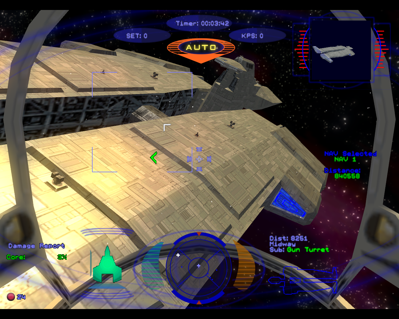 New Version of WCP OpenGL Patch Released - Wing Commander CIC