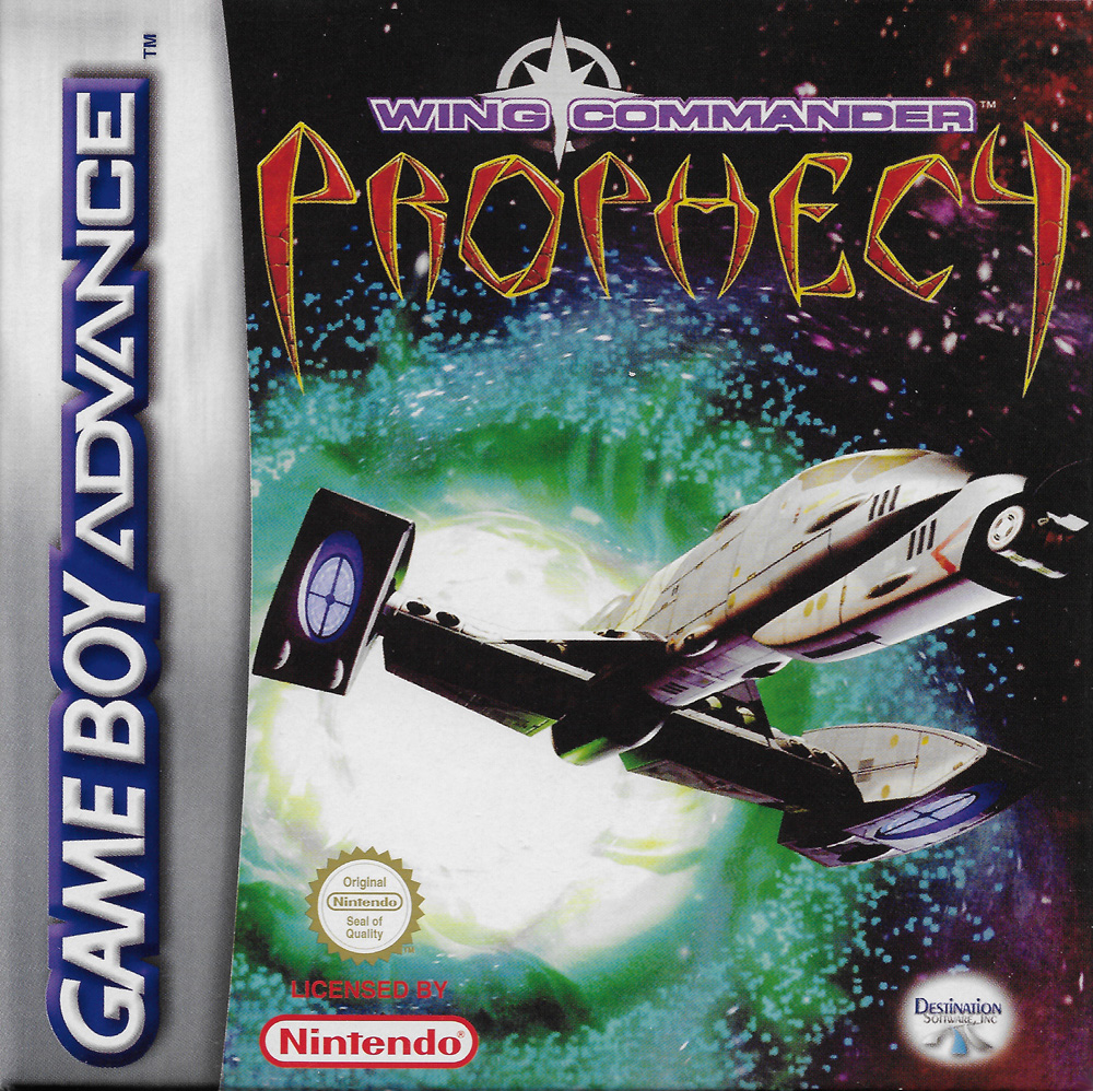 Wing Commander: Prophecy for Game Boy Advance - Series Background