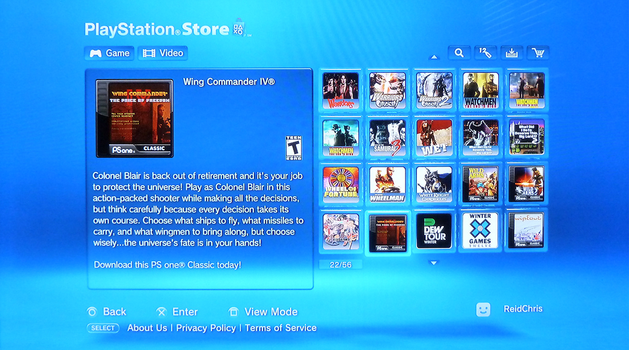 Buy Psn Wing Commander Iv From The Web Wing Commander Cic