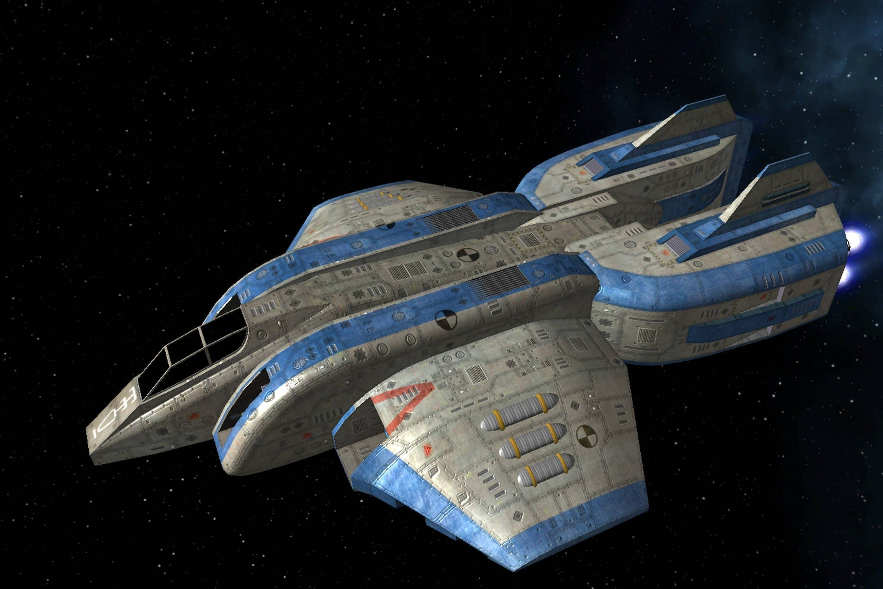 New Models Shed Light On The Darkening S Ships Wing