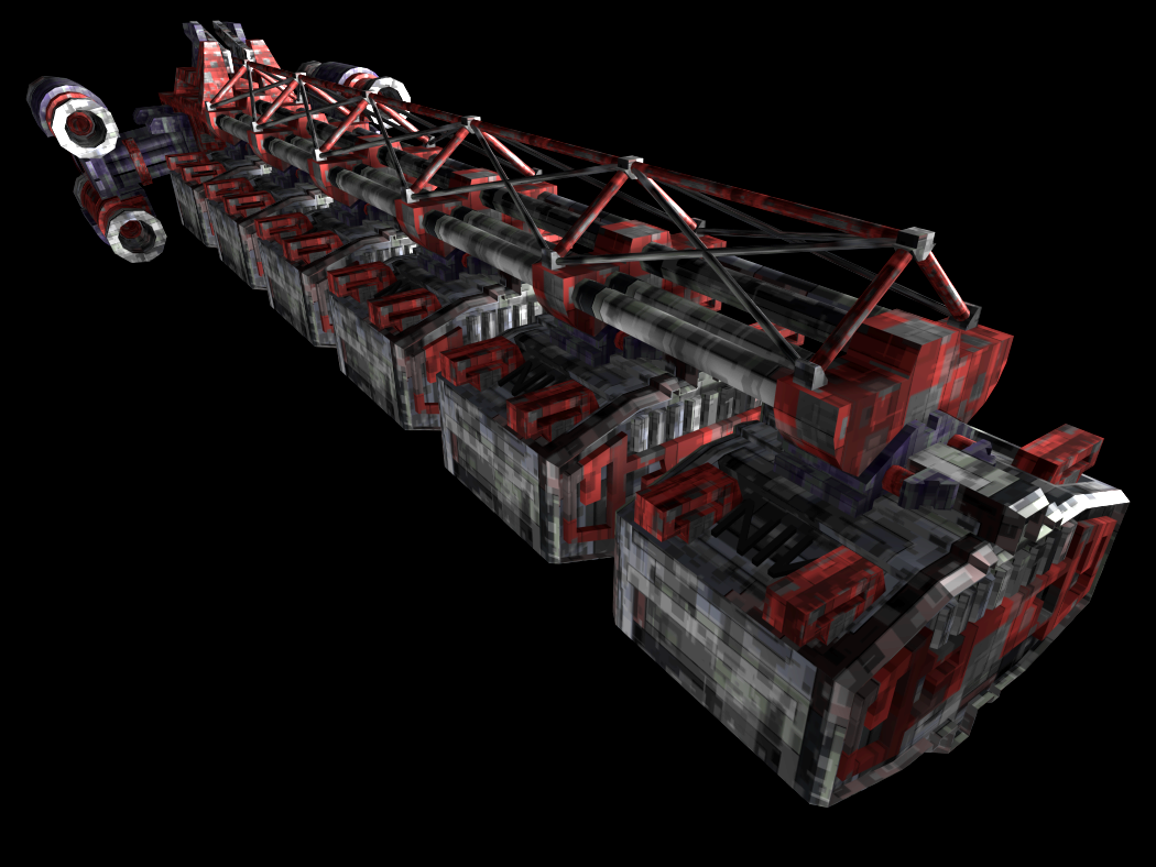 The ships of privateer 3 wing commander cic for Wing commander