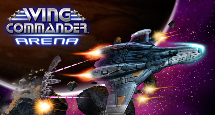 Wing Commander Arena Released In Japan Wing Commander Cic