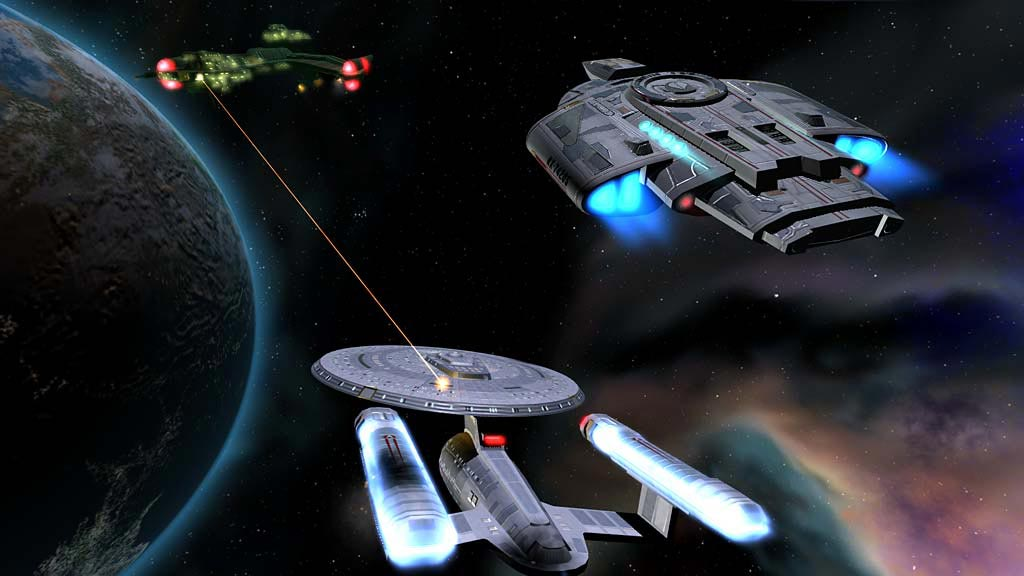 Star trek: legacy updated q&a starship details and more on.