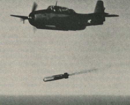 Image result for WWII torpedo running gif