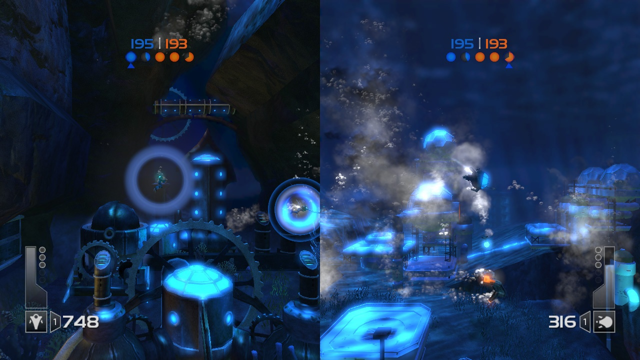 Undertow Free On XBox Live Arcade Next Week - Wing Commander CIC