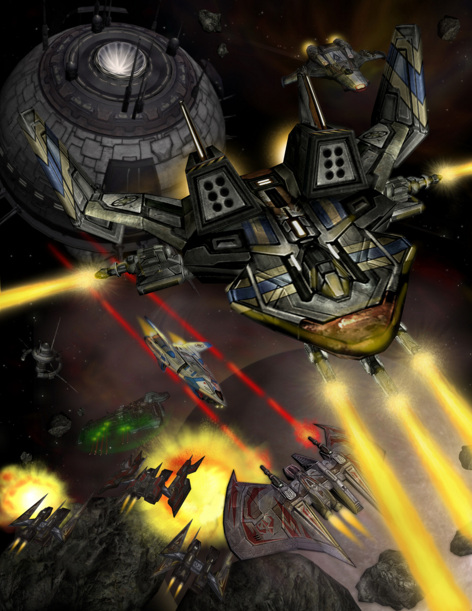 Vote For Wing Commander Arena's Xbox One Backward Compatibility