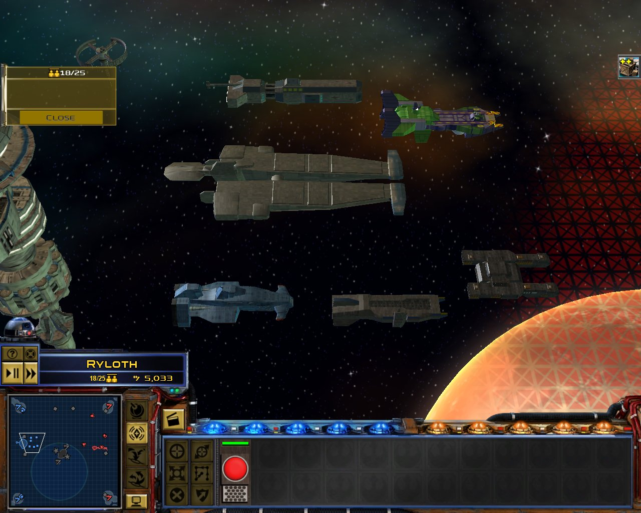 Invade More Maps And Stuff Wing Commander Cic