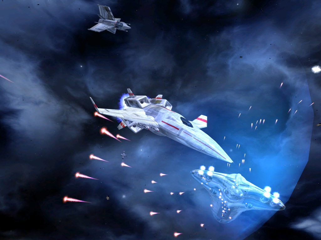 Wing commander universe alpha test in progress wing for Wing commander