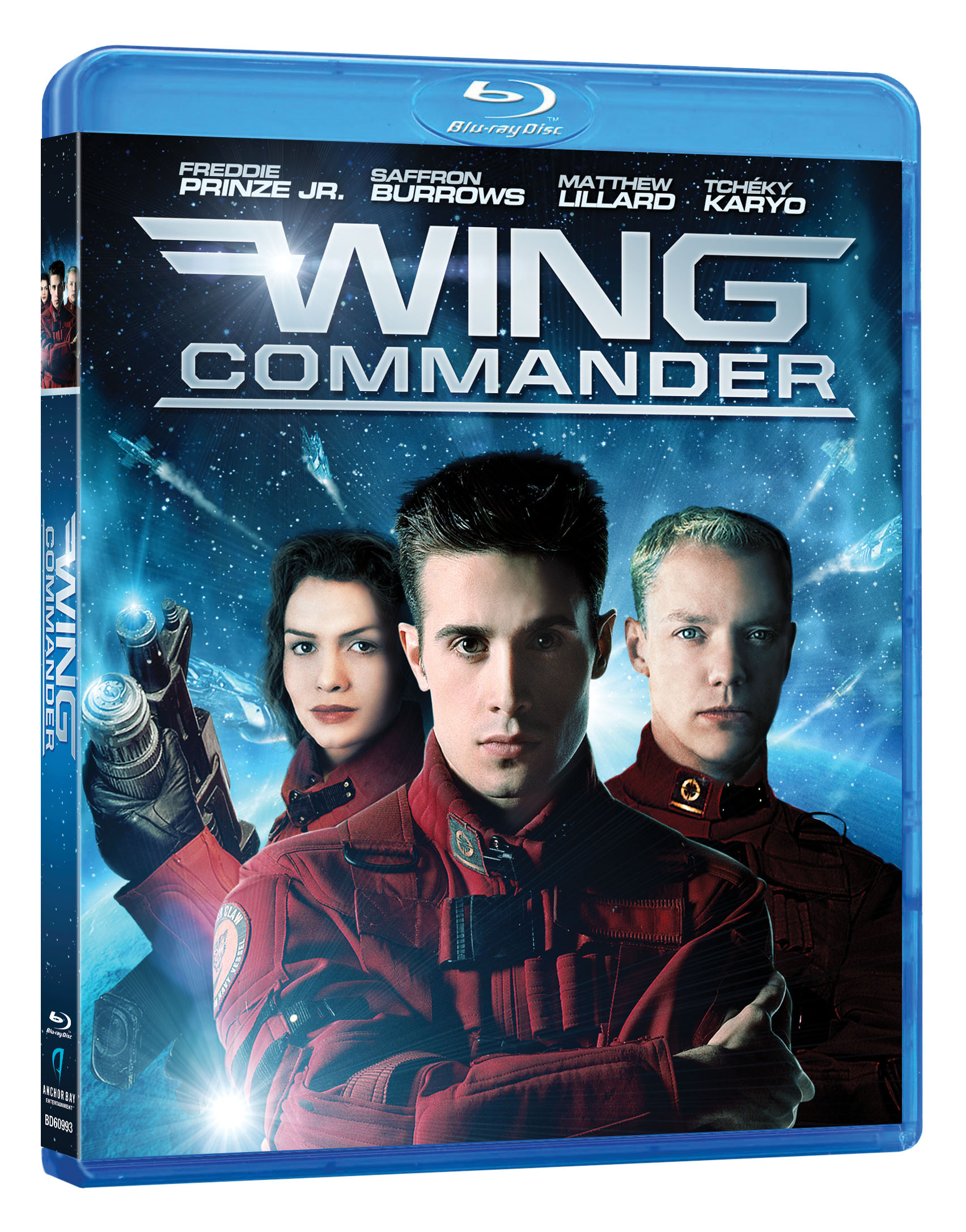 Wing commander blu ray released wing commander cic for Wing commander