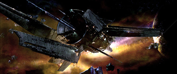 Hbo Concluding Wing Commander Season Wing Commander Cic