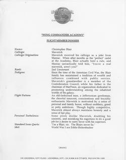 WCA Press Kit-Flight Member Dossier cover.png