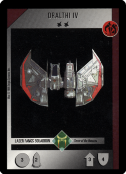 WCTCG Dralthi IV Laser Fangs Squadron.png